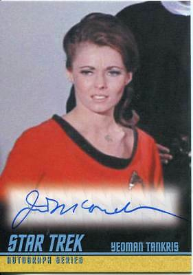 Star Trek TOS Remastered Autograph A243 Judith McConnell