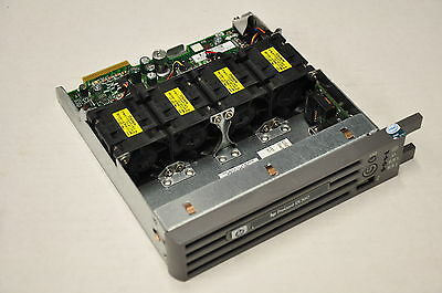 HP Proliant DL360 G4/G4p Server SPS-CPU FAN Assembly w/Cage 361390-001
