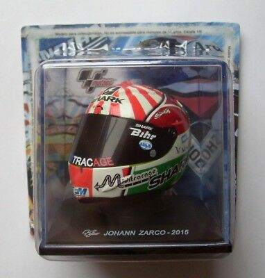 Johann Zarco Mini-Helmet Year 2015 Boxed 1/5 Scale Moto2 Rare