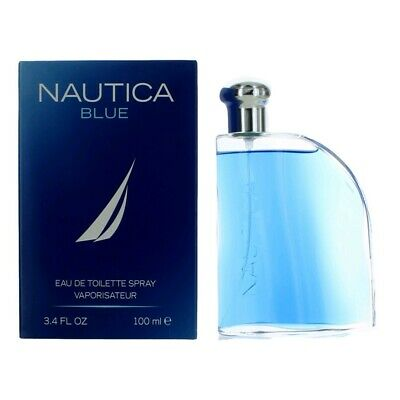 Nautica Blue by Nautica, 3.4 oz EDT Spray for Men