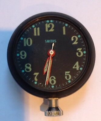 Vintage Smiths rally car dashboard stop watch