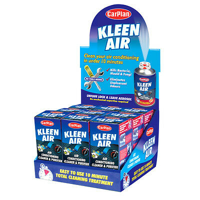 Carplan Kleen Air - Air Conditioning Cleaner and Purifier 150ml
