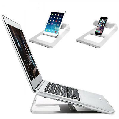 Universal Laptop Desk Stand PC Table Holder Mount for MacBook Notebook Sony ASUS