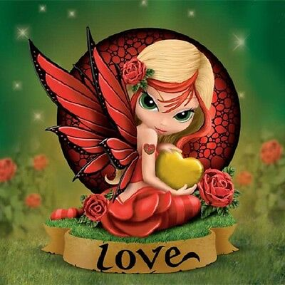 Love  Fairy Figurine - Fairies Virtues Collection  - Jasmine Becket Griffith
