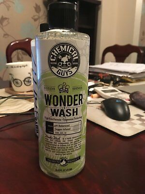 chemical guys wonderwash