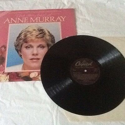 Anne Murray - The Very Best Of Anne Murray    - Vinyl LP - Excellent Condition