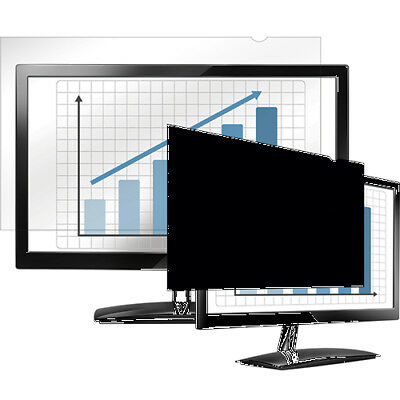 """New Genuine Fellowes 23"""" Widescreen-PrivaScreen Privacy Filter"""