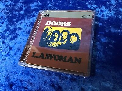 The Doors - L.A. Woman ♫ DVD AUDIO DTS 5.1 DIGITAL SURROUND