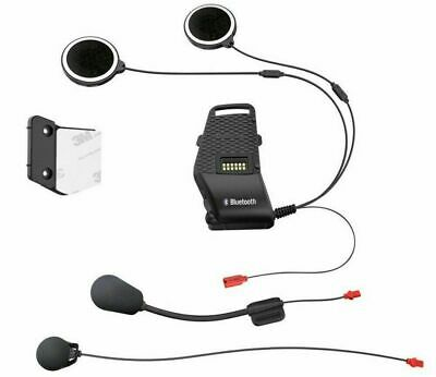 Sena 10S-A0301 Universal 10S Helmet Clamp Kit W/Microphone & Speakers