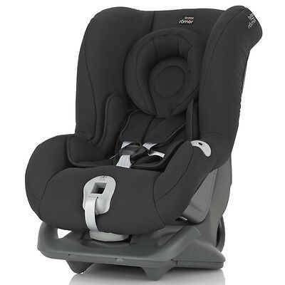 A car seat that grows with your child First Class Plus Cosmos Black Britax Römer