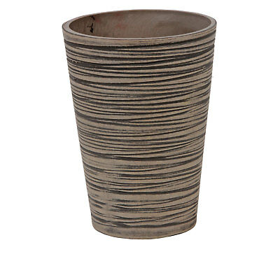 Charles Bentley Garden Fibreclay Plant Pot Planter Small - 2 Colour Options