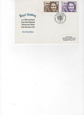 1973  Royal Wedding - The Queen's Dragoon Guards - Bfps 1434 - Official