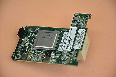 DELL 0W7KT8 Qlogic QME2572 8Gbps Fibre Channel Card M1000E-Series Blade Servers