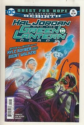 Hal Jordan and the Green Lanterns (2017) 15 NM Cover A