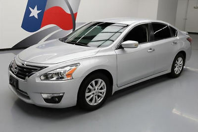 2014 Nissan Altima  2014 NISSAN ALTIMA 2.5 S SEDAN AUTO BLUETOOTH 21K MILES #227820 Texas Direct