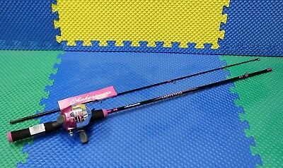 "Shakespeare Pink Lady Fish 5' 6"" Spincast Combo LADYSCCBO 1205069"