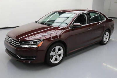 2013 Volkswagen Passat SE Sedan 4-Door 2013 VOLKSWAGEN PASSAT SE SEDAN HTD SEATS ALLOYS 39K MI #016655 Texas Direct