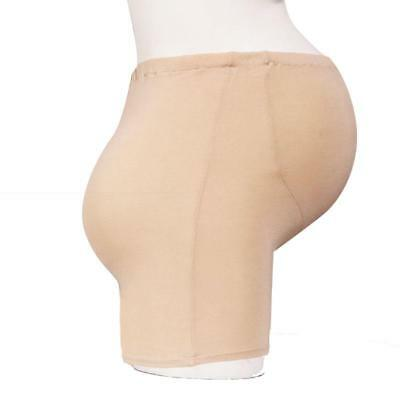 1PC Nude Pregnant women's Soft Modal Panties Comfort Underwear Size Adjustable