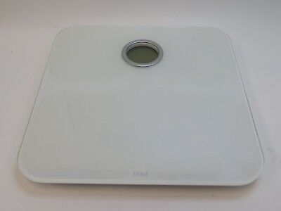 Fitbit Aria Wi-Fi Smart Body Weight Analysis Scale - White