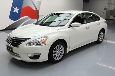 2015 Nissan Altima  2015 NISSAN ALTIMA 2.5 S AUTO REAR CAM BLUETOOTH 32K MI #118512 Texas Direct