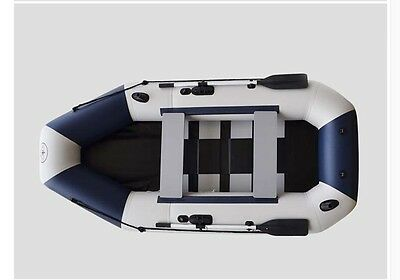 4 Person Water-proof Length 285CM Width 145CM Height 40CM Inflatable Boat *