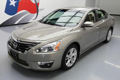 2015 Nissan Altima  2015 NISSAN ALTIMA 2.5 SL SEDAN LEATHER REAR CAM 31K MI #311048 Texas Direct