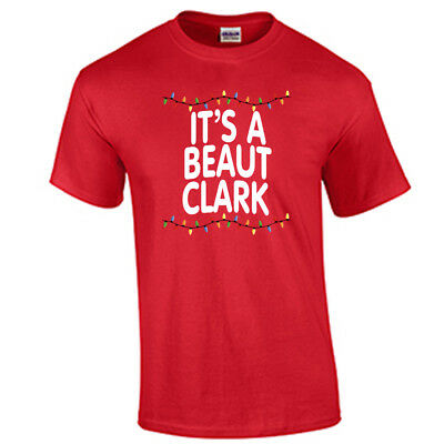 It's A Beaut Clark Christmas Shirt Clark Griswold Christmas Vacation Funny Tee