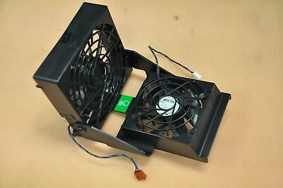 HP XW8600 WorkStation Rear chassis system and memory fan assembly 464180-001