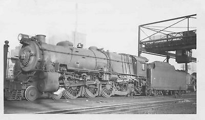 7H639 Rp 1946  Pennsylvania Railroad 4-6-2  Engine 8281 West Philly