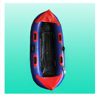 2 Person Water-proof Length 250CM Width 120CM Green+Red  Inflatable Boat *