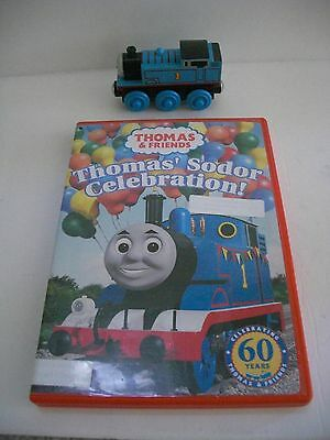 Engine Train Set  Fits BRIO Thomas  * and DVD SODOR CELEBRATION