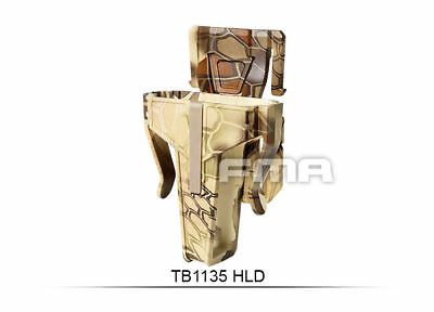 High Quality  Highlander Pouch In 7.62 FOR Vest/Molle Paintball War Game H1135