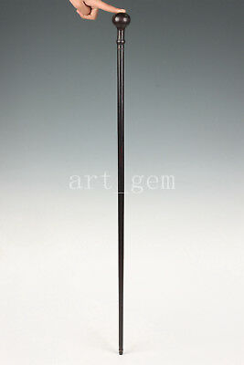 Wood Cane Walking Stick Authentic Chinese Suitable Elderly Collection