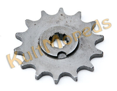 Drive Shaft Sprocket 14z 14 Teeth Pass for SIMSON S50 KR51 1 Schwalbe