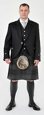 "Scottish Argyll Kilt Set Made To Measure  £349 ""SALE OFFER"" Now £279"