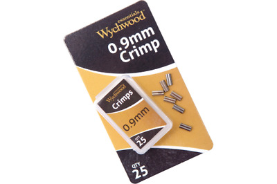 Wychwood Carp Fishing NEW Crimps - All Sizes