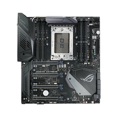 ASUS ROG ZENITH EXTREME AMD X399 Extended ATX Motherboard Socket TR4, Bluetooth
