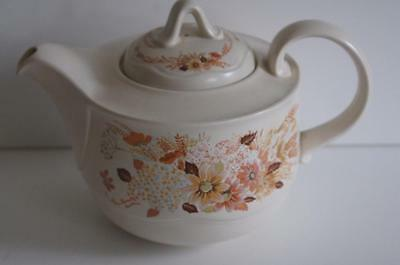 Poole Pottery Summer Glory Tea Pot.