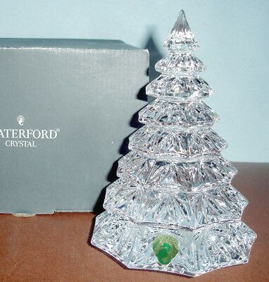 Waterford Christmas Tree Large 6.5