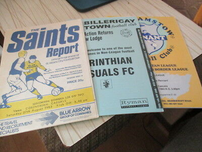 3  Corinthian  Casuals  Aways  Listed