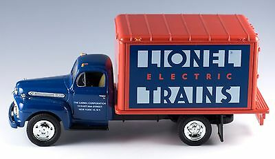 1ST First Gear Eastwood 1951 Ford F-6 Lionel electric Trains 1/34 Diecast New