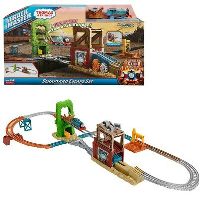 Thomas and Friends - Scrapyard Escape Set - Trackmaster Revolution Mattel