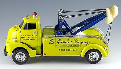 1ST First Gear 1952 GMC Twin Boom Deluxe Wrecker Eastwood 1/34 Diecast New