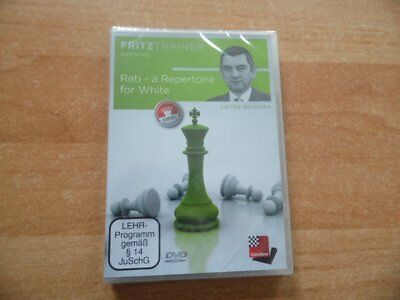 Reti - a Repertoire for White by GM Viktor Bologan Chessbase DVD 2017