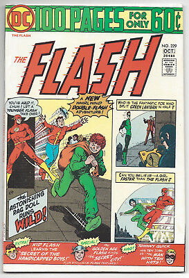 The Flash #229 (VF/NM) 1974, 100 pages