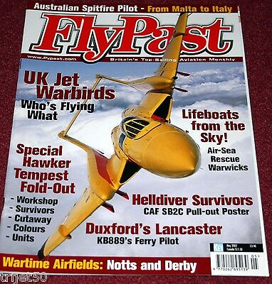 Flypast 2002 May Tempest