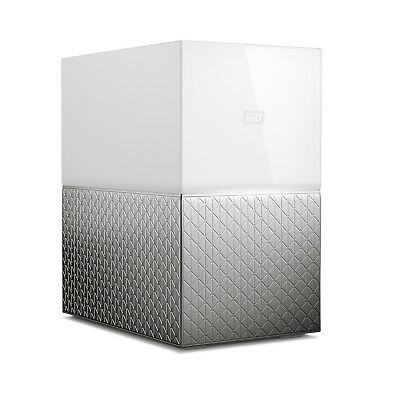 Western Digital My Cloud Home Personal Safe File Backup Duo Storage Device 16TB
