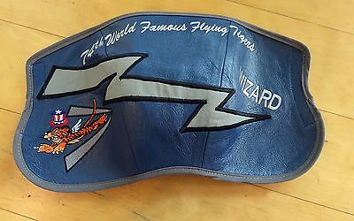 USAF 74th FS Fighter Squadron A-10C Pilot's SHMCS Scorpion Helmet Visor cover