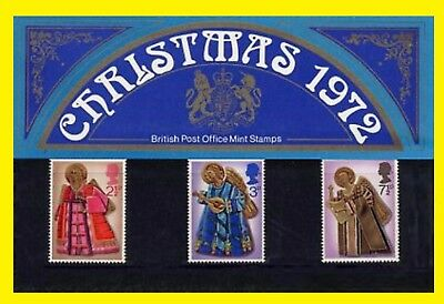 1972 Christmas Presentation Pack 44  Royal Mail Mint condition