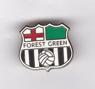 Forest Green - lapel badge